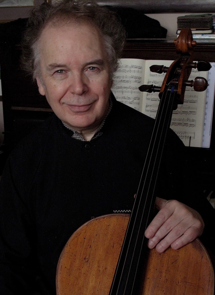 Richard Markson cellist